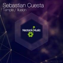 Sebastian Cuesta - Temple / Illusion
