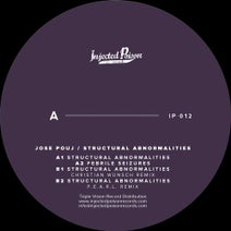 Jose Pouj, Christian Wunsch, P.E.A.R.L. - Structural Abnormalities EP