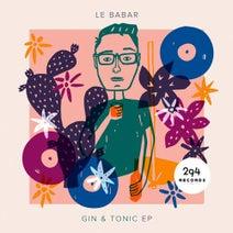 Le Babar - Gin & Tonic