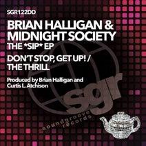 Midnight Society, Brian Halligan - The *sip* EP
