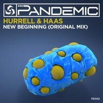 Haas, Hurrell - New Beginning