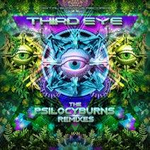 Jumpstreet, Weirdbass, Psilocyburns Remix, ADAY, Shadow Shaman, ZzBing, Z3nkai, Microsphere, Oksha - Third Eye (The Psilocyburns Remixes)