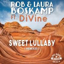 Rob Boskamp, Divine, Laura Boskamp, SPRKZ - Sweet Lullaby (Remixes 2018)