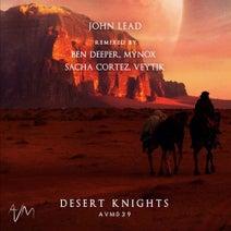 John Lead, Mynox, Sacha Cortez, Veytik, Ben Deeper - Desert Knights