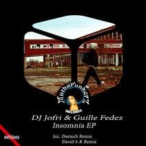 Guille Fedez, DJ Jofri, Deetech, David S-k - Insomnia EP