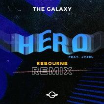 Rebourne, The Galaxy, JVZEL - Hero (feat. JVZEL) (Rebourne Remix)