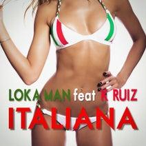 Loka Man - Italiana (feat. K. Ruiz)
