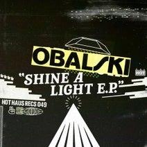 Obalski, Kim Ann Foxman - Shine a Light EP