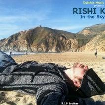 Rishi K., Deephope, Big Al, Eventual Groove, Here Gabu, Q Narongwate, Oliver Petkovski, Stan Kolev, Audio Units - In Th Sky With Rishi K.