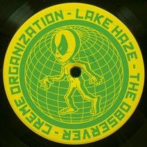 Lake Haze - The Observer EP
