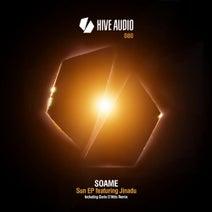 Jinadu, SOAME, Dario D'Attis, SOAME - Sun EP