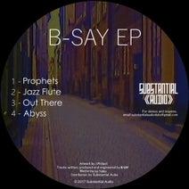 B-say - B-say EP