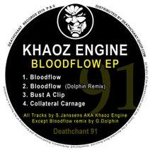 Khaoz Engine, Dolphin - Bloodflow EP