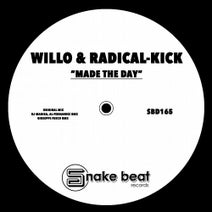 Willo, Radical-Kick, Al-Fernandez, DJ Marika, Giuseppe Fusco - Made The Day