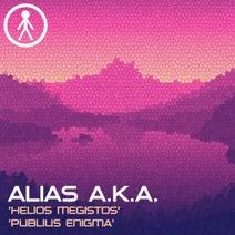 Alias A.K.A. - Alias A.K.A. - Helios Megistos / Publius Enigma