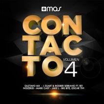 Guztavo Mx, Rickber Serrano, J Zuart, BE1, Noizekid, Mark Cast, Jake L, Big Bite, Oscar Tivi - Contacto +Mas Label Vol. 4