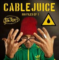 Cablejuice, Alan Made, Nektar, AudioFun - The Rio Files EP 1