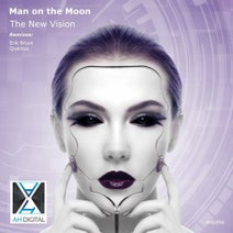 Man on the Moon, Erik Bruce, Quantus - The New Vision