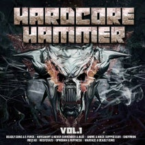 Dyprax, E-Force, Deadly Guns, N-Vitral, Tha Watcher, Warface, Alee, Korsakoff, Never Surrender, Re-Style, Endymion, Noize Suppressor, Anime, Ruffneck, Ophidian, Digital Punk, Nosferatu, Tha Playah, Restrained, F.Noize, Dither, Mc Focus, Ncrypta, Masters Of Ceremony, Angerfist, System Overload, Andy The Core, Miss K8, Predator, Koozah, eDUB, Evolution, Killer MC, Tears Of Fury, Repix, Mental Disorder, F. Noize, Deadly Gunz, Contagious Madness, Guerillas, Skinrush, Wavolizer, Fear Factor, D-Fence, Lenny Dee, A-Kriv, Tooms, Drokz, Footworxx Militant Crew - Hardcore Hammer, Vol. 1