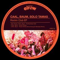 Caal, Baum, Solo Tamas, De La Swing - Rockin Club EP