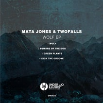 Twofalls, Mata Jones - Wolf EP
