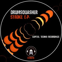 Drumsquasher, Steel Grooves - Stroke EP