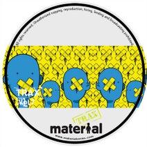 Paul C, Paolo Martini, Raffa FL, Dakar, Alvaro Smart, Hugo, Gary Beck - Trax Vol.7 EP