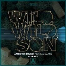 Armin van Buuren, Sam Martin - Wild Wild Son - Club Mix