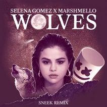 Marshmello, Selena Gomez, Sneek - Wolves