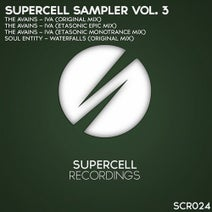 The Avains, Soul Entity, Etasonic - Supercell Sampler, Vol. 3