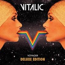 Vitalic, David Shaw, Miss Kittin, Mark Kerr, Joachim Garraud - Voyager (Deluxe Edition)