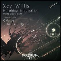 Kev WIllis, Sheena Bratt, Gabros, Juan Trujillo - Morphing Imagination