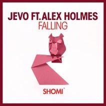 Jevo, Feat. Alex Holmes - Falling