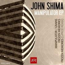John Shima, G Prod - Manipulator Ep