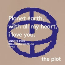 Andrea Piko, Biskuwi - Planet Earth, With All My Heart, I Love You