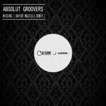 Absolut Groovers, Davide Mazzilli - Missing
