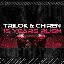 Luna, Trilok & Chiren, DHHD, Titan, DJ Thera, Jason Payne, Rebel Of Noise, Dozer, Estaloca, MC The Gambler, Bass-D, DJ Norman, MickeyG, Speakerfreakz, F-Active, Resist - Trilok & Chiren - 15 Years Rush