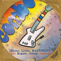 Combo, MAKESHIFT, Miguel Graca, Hakan Lidbo - Guitar Hero Remixes