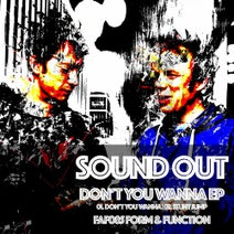 Sound Out - Don't You Wanna EP