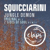 Squicciarini, 2 Sides Of Soul - Jungle Demon