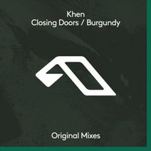 Khen - Closing Doors / Burgundy