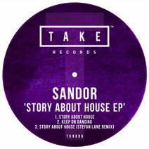 Sandor - All About House EP