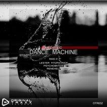 Miditec, Lester Fitzpatrick, ReneHell, Psycho8ktive - Dance Machine