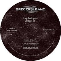 Jorg Rodriguez - Motion EP