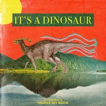 Middle Sky Boom, Moshe Abutbul, Shahar Hatch, Ghost Form, Eliezer - It's A Dinosaur EP