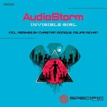 AudioStorm, Christian Monique, Felipe Michan - Invisible Girl