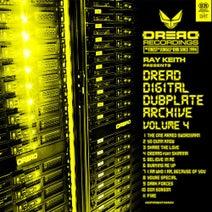 Ray Keith, Shianna - Dread Digital Dubplate Archive, Vol. 4