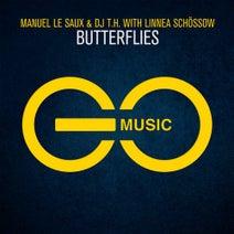 Manuel Le Saux, DJ T.H., Linnea Schössow - Butterflies