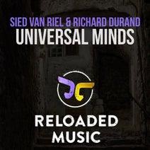Sied Van Riel, Richard Durand - Universal Minds