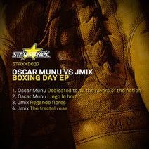Oscar Munu, Jmix - Boxing Day EP